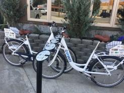 Man even Pinedale has a bike share.