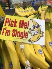 If banana's had Tinder.
