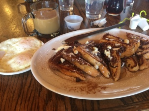 Tour de French Toast continues!